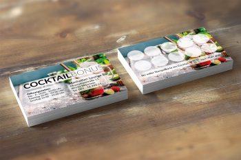Premium Cocktail Bonuskarte Mojito-Edition 2