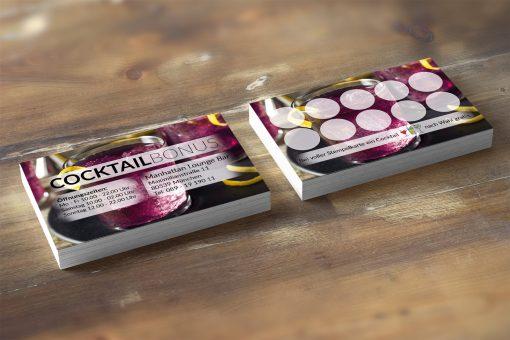Premium Cocktail Bonuskarte Purple Haze Edition 2