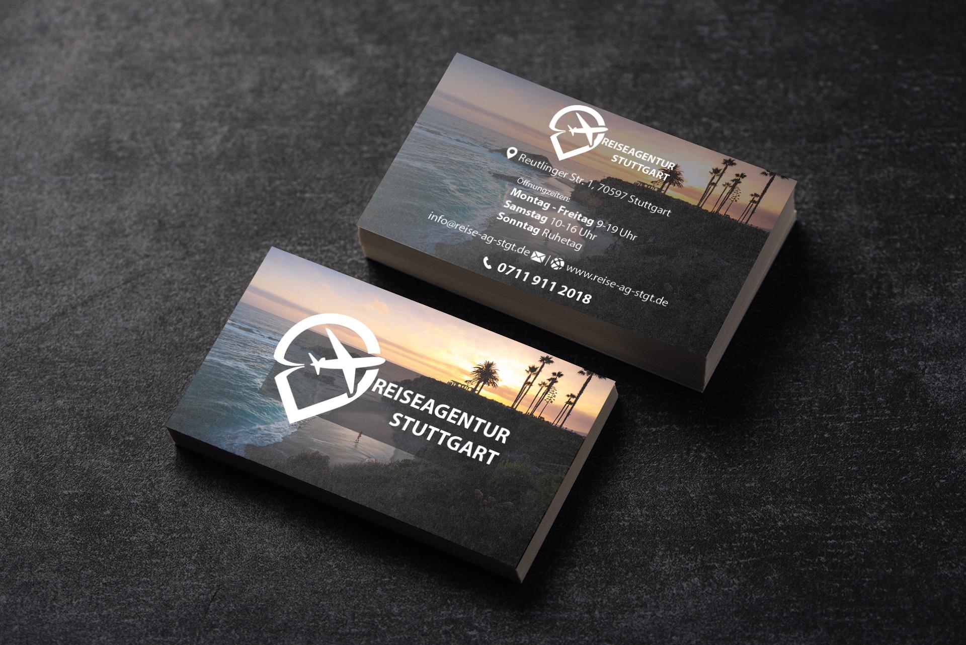 Visitenkarten Premium Möbelhaus Visitenkarte Holz Mit Online