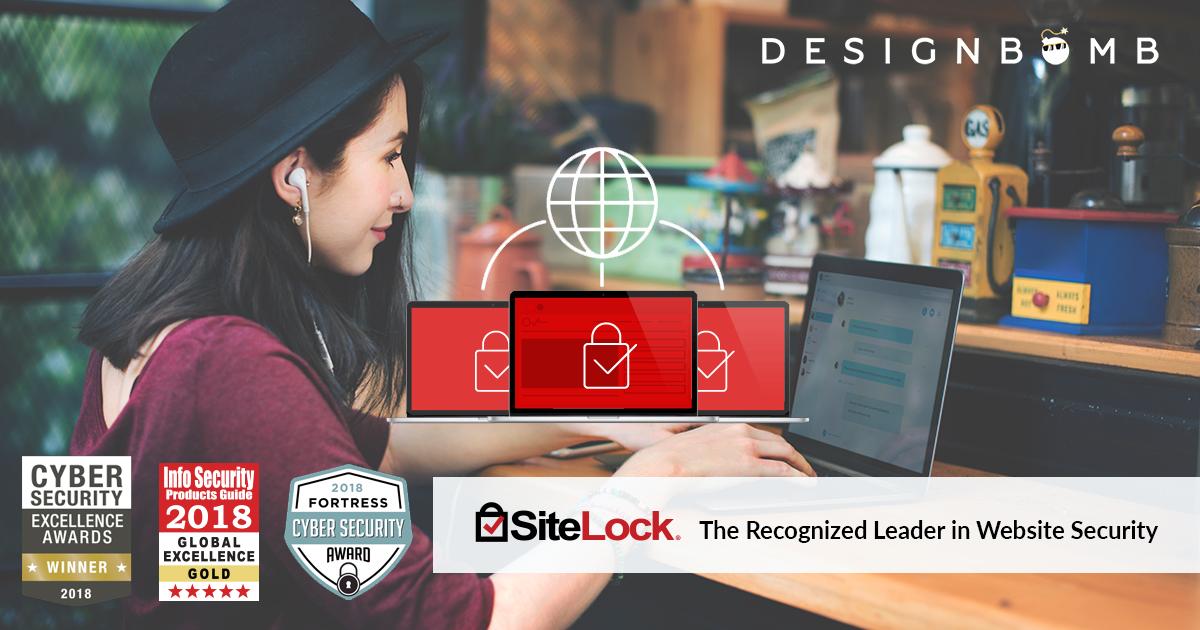 SiteLock designbomb.de