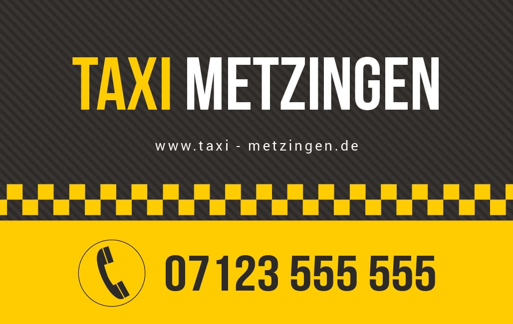 Business Industrie Druckerei Copyshop Premium Taxi