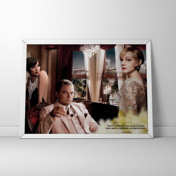 Fotoplakat The Great Gatsby