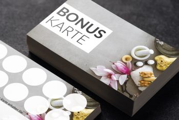 Bonuskarten Wellness/Spa