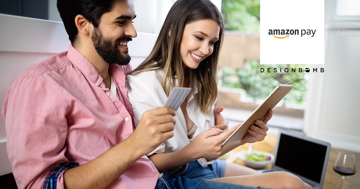 designbomb Amazon Pay Integration