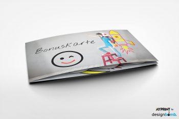Bonuskarten Kinder