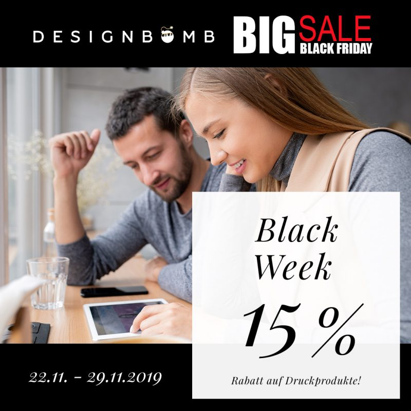 DESIGNBOMB Blackfriday 2019