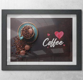 I Love Coffee Mockup 2