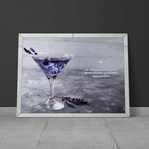 Wodka Martini Bond